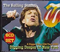 Rolling Stones 2005 Digging Deeper in New York 6CD Madison Square Garden Giants Studium Pepci Arena コレクション