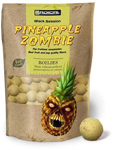Radical Premium Pineapple Zombie Boilies Angelköder Karpfenangeln Karpfen Zubehör, Diverse, 1 kg