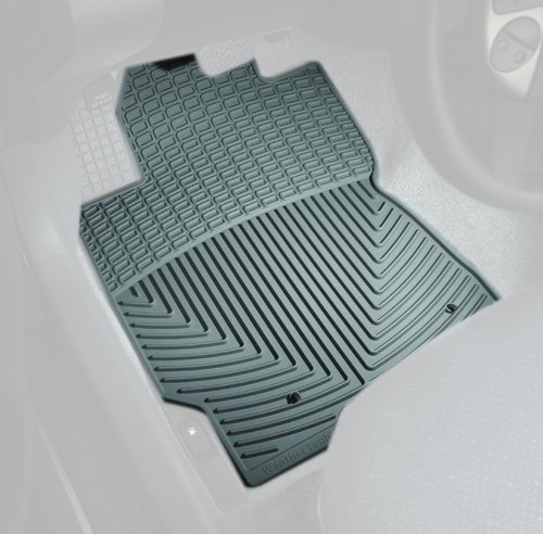 WeatherTech Trim to Fit Front Rubber Mats for Select Toyota Prius Models (Grey)