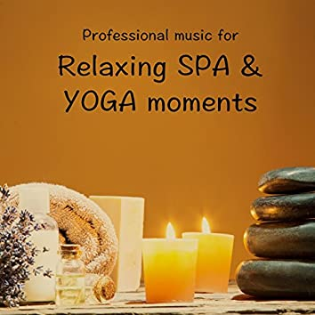 Relaxing SPA & YOGA Moments
