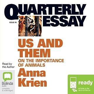 Quarterly Essay 45: Us & Them cover art