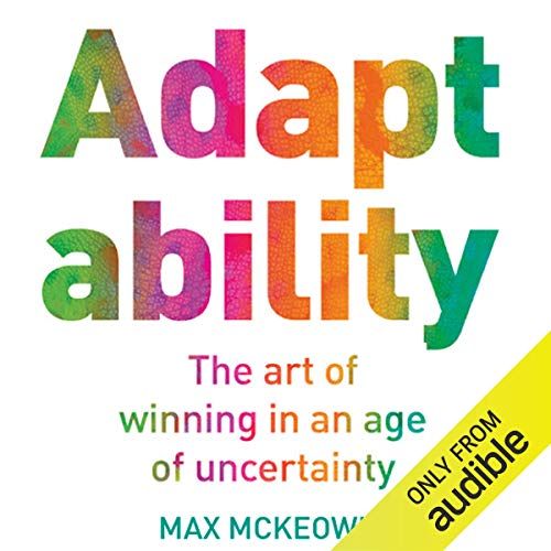 Adaptability cover art