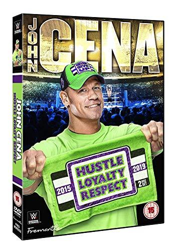 WWE: John Cena - Hustle, Loyalty, Respect [DVD]