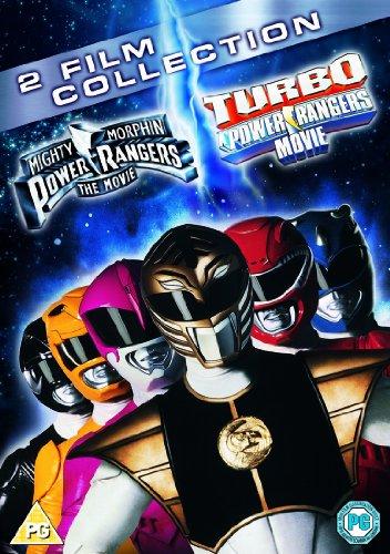 Power Rangers Movie Duopack DVD [Reino Unido]