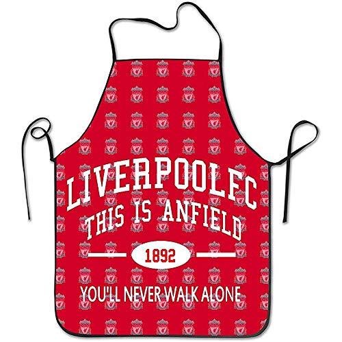 Katrine Store FC Liverpool Anfield Küchen-Grillschürze