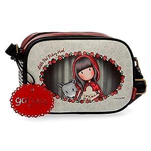 Gor-juss Little Red Riding Hood Bandolera, Multicolor, 23 cm