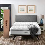 "Modway Jenna 14"" Queen Innerspring Mattress - Top Quality Quilted Pillow Top -..."