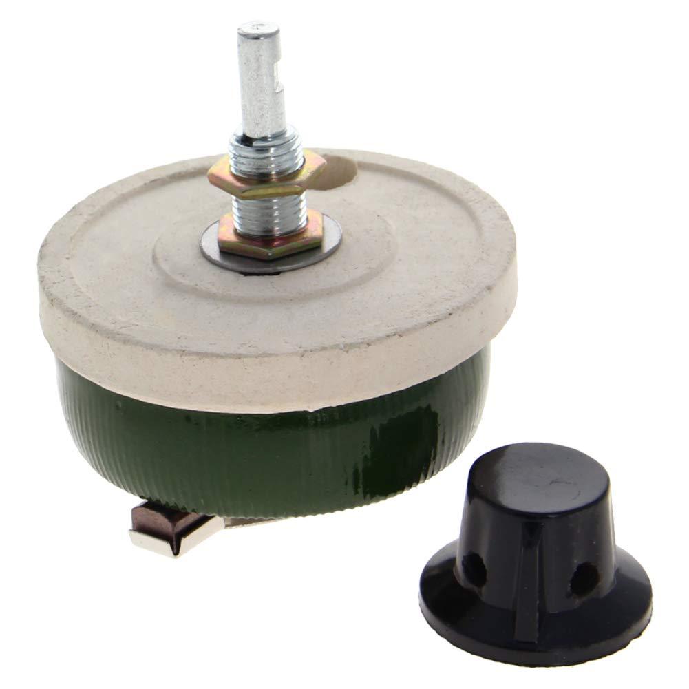 NEW before selling ☆ Under blast sales Heyiarbeit 2 Ohm 25W Ceramic Linear Wirewound Vari Potentiometer