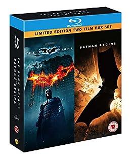 The Dark Knight / Batman Begins (Double Pack) [Blu-ray] [Region Free] (B001GMALGY)   Amazon price tracker / tracking, Amazon price history charts, Amazon price watches, Amazon price drop alerts