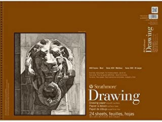 Strathmore 400 Series Drawing Pad, Smooth Surface, 18
