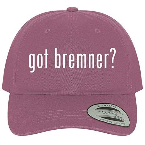 The Town Butler got Bremner? - A Comfortable Adjustable Dad Baseball Hat, Pink, One Size