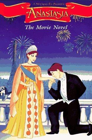 Anastasia: The Movie Novel by Dubowski, Cathy East (1997) Mass Market Taschenbuch