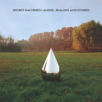 Alone, Jealous And Stoned (U.K. Single)