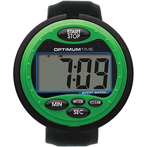Optimum Time Reitsport-Eventuhr Der Series 3 - Grün