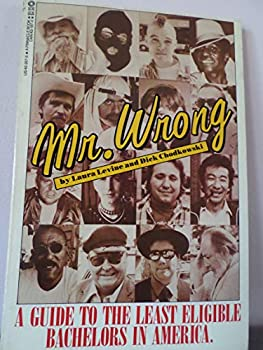 Mr. Wrong 0523422075 Book Cover
