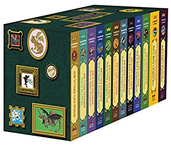 How to Train Your Dragon The Complete Series Paperback Gift Set