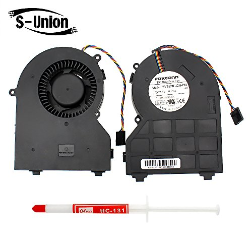 Generic NEW Laptop CPU Cooling Fan For DELL 390 790 990 Series SFF Small Chassis Replacement PVB120G12H-P01 12V 0.75A Part Number:0J50GH 21CFMJ50GH-A00 PVB120G12H-P01