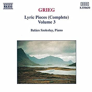 GRIEG: Lyric Pieces, Opp. 12, 38,  54, 57, 62, 65, 68 and 71