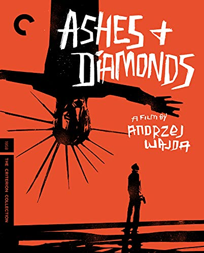 Ashes and Diamonds (The Criterion Collection) [Blu-ray]