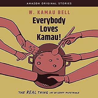 Everybody Loves Kamau! cover art