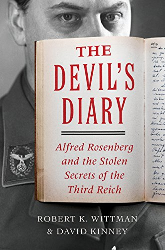 Image of The Devil's Diary: Alfred Rosenberg and the Stolen Secrets of the Third Reich