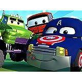 スペシャルアベンジャー - アベンジャーがジェレミー救出 / ギャリーのミラー盗難 / ゴミ収集車のギャリーが化学物質を道路にこぼす!