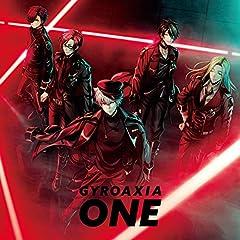 GYROAXIA「FAR AWAY」のCDジャケット