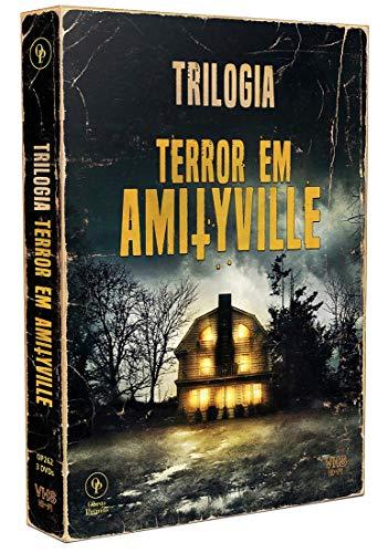 Trilogia Terror em Amityville [Digistak com 3 DVD's]
