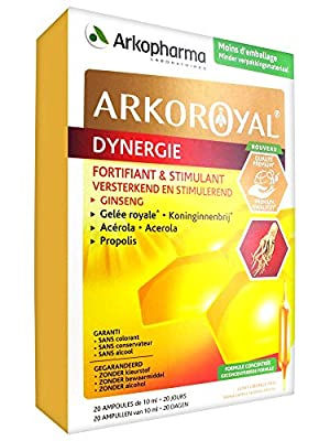 Arkopharma Arko Royal Dynergie 20 phials
