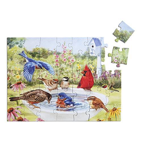 """Relish """"Vogel Bad"""" Demenz-Puzzle 35 Teile Alzheimer-Aktivitäten/Puzzle & Demenz-Geschenke für Senioren"""