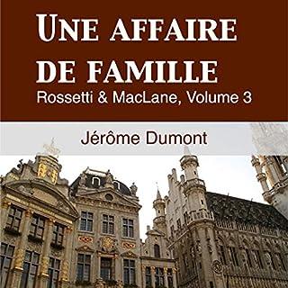 Couverture de Une Affaire de Famille