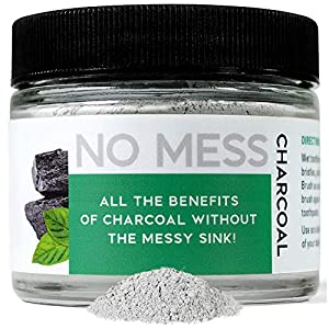 NO MESS Natural Teeth Whitener