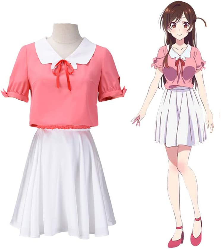 Zhengyun Anime Mizuhara Chizuru Cosplay Disfraz Vestido ...