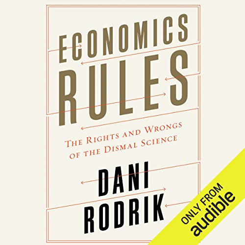 Economics Rules audiobook cover art