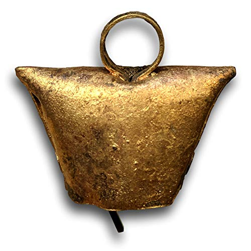 Une Douzaine d'4,4 cm en forme de trapèze haute cloches de boîte en métal avec Striker