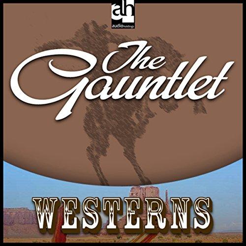 The Gauntlet audiobook cover art