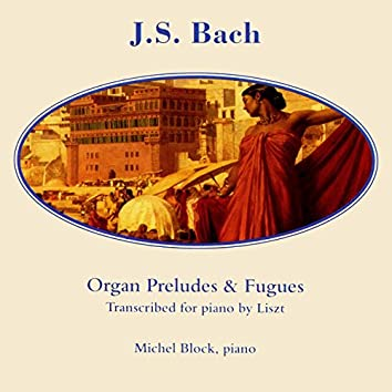 Bach Piano Works