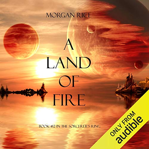 A Land of Fire  By  cover art