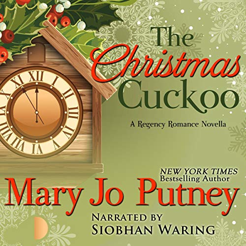 The Christmas Cuckoo audiobook cover art