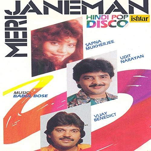 Vijay Benedict, Udit Narayan & Sapna Mukherjee