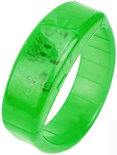 New Tech Junkies NTJ Bracelet LED Flashing W/Sound & Motion 2 1/8