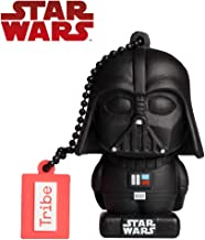 Tribe, Star Wars Darth Vader, 32GB USB Flash Drive, 2.0 Memory Stick Keychain