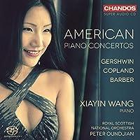 American Piano Concertos (2013-10-29)