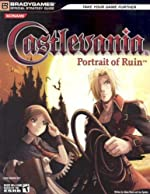 Castlevania - Portrait of Ruin Official Strategy Guide de BradyGames