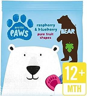 Bear Fruit Paws Arctic Raspberry & Blueberry - 20g