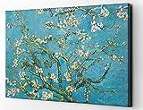 1art1 Vincent Van Gogh - Blühende Mandelbaumzweige, 1890