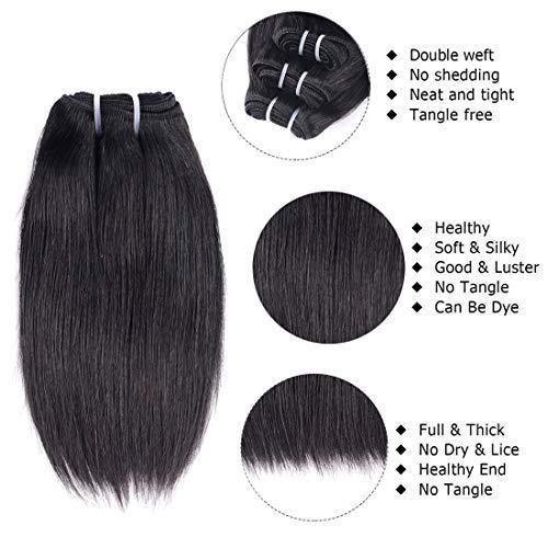 8 inch hair _image0