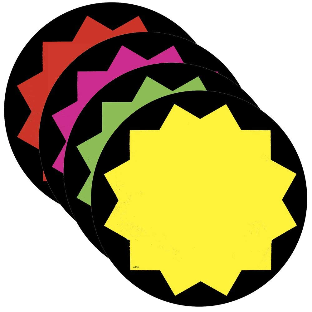 Circle Sign Card Columbus Mall Hi-Impact Fluorescent Inch 5 Pa Diameter Blank Sale special price