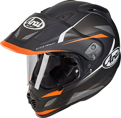 Arai Tour X4 Break Naranja Adventure Casco De Motocicleta Tamano S