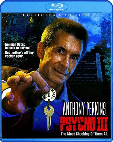 Psycho III (Collector's Edition) [Blu-ray]
